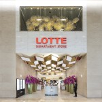 Lobby - Serviced Office Hanoi