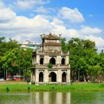 Turtle Tower in Kiem River